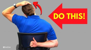 Best Back Pain Relief Exercises You Can Do AT WORK