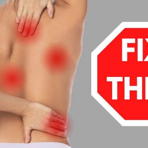 How to Fix WHOLE BACK Muscle Knots for Instant Pain Relief