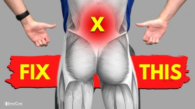 How to Relieve Lower Back Pain IN SECONDS
